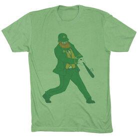 Baseball Vintage Lifestyle T-Shirt - Leprechaun