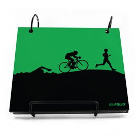 BibFOLIO® Race Bib Album - Triathlon