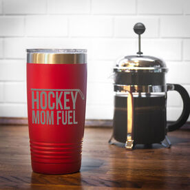 Hockey 20oz. Double Insulated Tumbler - Hockey Mom Fuel