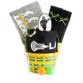 Lax Life Guys Lacrosse Easter Basket