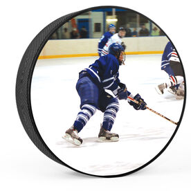 Personalized Your Photo Hockey Puck