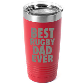 Rugby 20 oz. Double Insulated Tumbler - Best Dad Ever