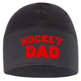 Beanie Performance Hat - Hockey Dad