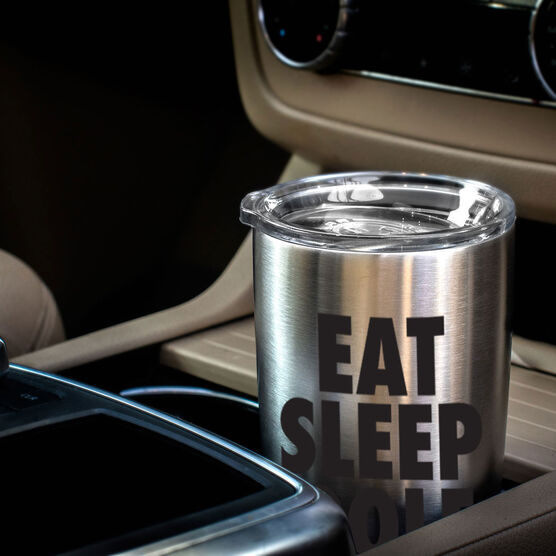 Golf 20 oz. Double Insulated Tumbler - Eat Sleep Golf