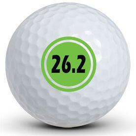 26.2 Golf Balls