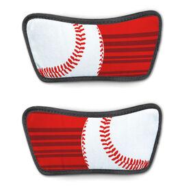 Baseball Repwell® Sandal Straps - Ball Reflected
