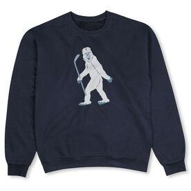 Hockey Crew Neck Sweatshirt - Yeti Hockey