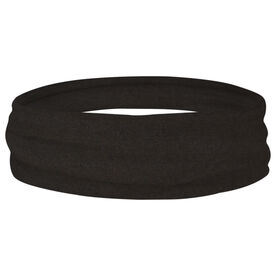 Long Multifunctional Headwear - Solid Black RokBAND