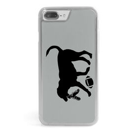 Football iPhone® Case - Dog