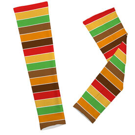 Arm Sleeves - Turkey Stripes