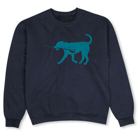 Crew Crew Neck Sweatshirt - Cody The Crew Dog
