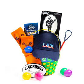 Guys lacrosse easter gifts chalktalksports fast break guys lacrosse easter basket 2018 edition negle Images