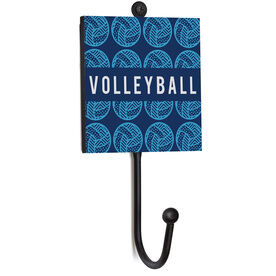 Volleyball Medal Hook - Volleyball Pattern