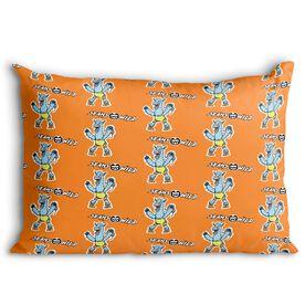 Seams Wild Wrestling Pillowcase - Llama Slamma (Pattern)