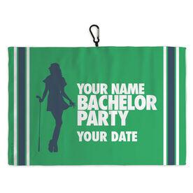 Golf Bag Towel Bachelor Party