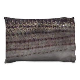 Fly Fishing Pillowcase - Striper