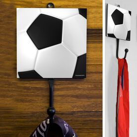 Soccer Graphic Hook