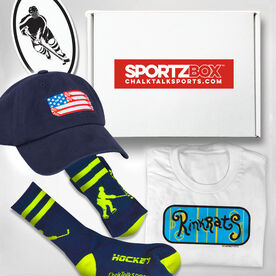 Hockey SportzBox Gift Set - Five-Hole