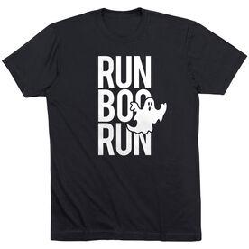 Running Short Sleeve T-Shirt - Run Boo Run