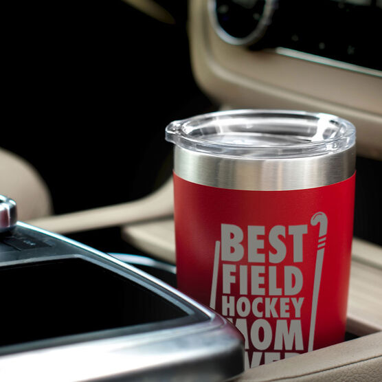 Field Hockey 20 oz. Double Insulated Tumbler - Mom