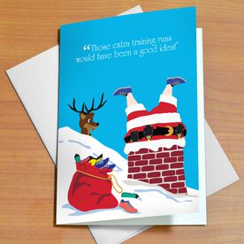Reindeer Wisdom Greeting Card