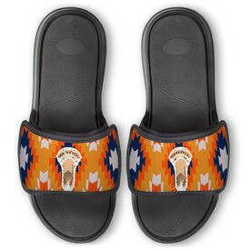 Guys Lacrosse Repwell® Slide Sandals - Aztec Stick