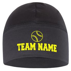 Beanie Performance Hat - Baseball Team Name