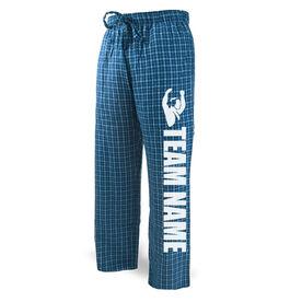 Wrestling Lounge Pants Team Name