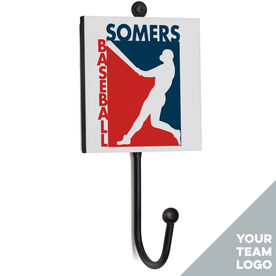 Baseball Medal Hook - Your Logo