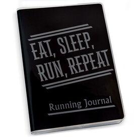GoneForaRun Running Journal Eat Sleep Run Repeat