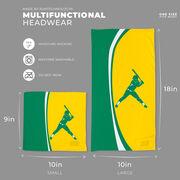 Softball Multifunctional Headwear - Batter RokBAND
