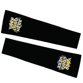 Softball Printed Arm Sleeves - Your Logo
