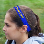 Personalized Athletic Juliband No-Slip Headband - Your Team Name