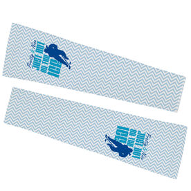 Hockey Printed Arm Sleeves - Hockey Pretty and Nice Just Not on the Ice