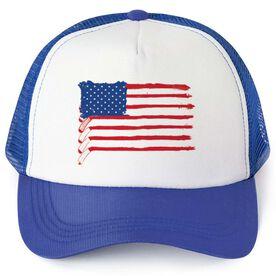 Hockey Trucker Hat USA