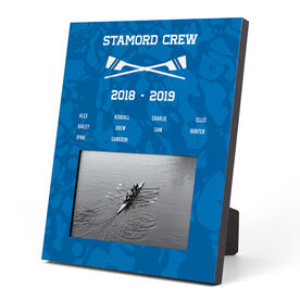 Crew Photo Frame - Team Roster