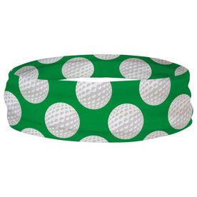 Golf Multifunctional Headwear - Golf Ball Pattern RokBAND