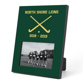 Field Hockey Photo Frame - Team