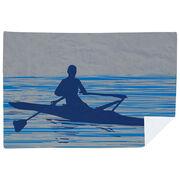 Crew Premium Blanket - Male Rower