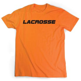 Lacrosse Short Sleeve T-Shirt - Lacrosse First Line