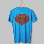 Baseball Short Sleeve T-Shirt - Turkey Player