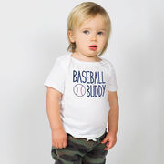 Baseball Baby T-Shirt - Baseball Buddy