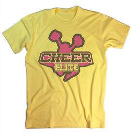 Vintage Cheerleading T-Shirt - Your Logo