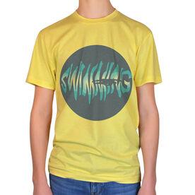 Vintage Swimming T-Shirt - Swim Across