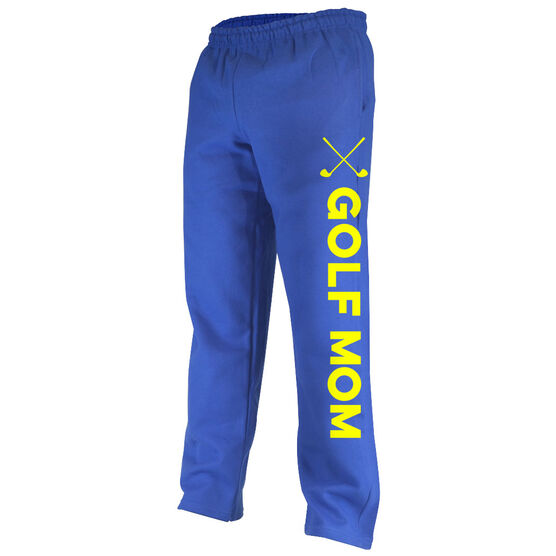 Golf Fleece Sweatpants Golf Mom