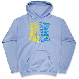 Volleyball Standard Sweatshirt All Volleyball