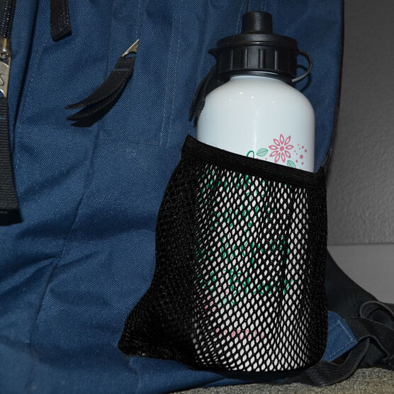 Personalized Teacher 20 oz. Stainless Steel Water Bottle - Bloom