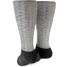 Fly Fishing Printed Mid-Calf Socks - Tarpon