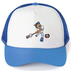Seams Wild Baseball Trucker Hat - Coco Loco