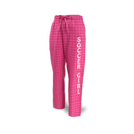 Soccer Lounge Pants Soccer Girl